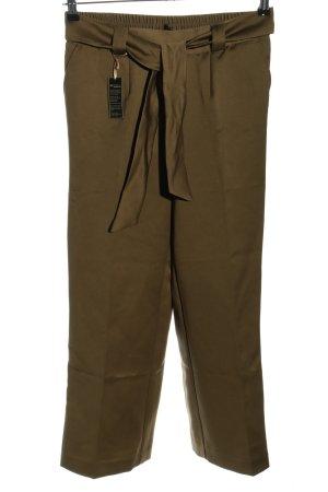 BPC Selection Premium Pantalone culotte cachi stile casual