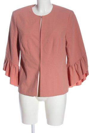 BPC Selection Premium Klassischer Blazer różowy W stylu biznesowym