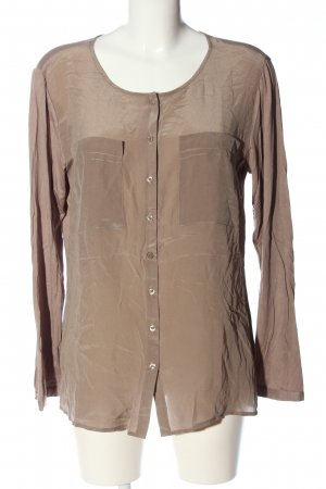 BPC Selection Premium Long Sleeve Blouse brown casual look