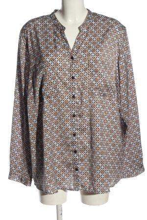 BPC Selection Premium Shirt met lange mouwen volledige print casual uitstraling