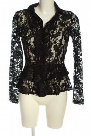 BPC Selection Premium Shirt met lange mouwen zwart elegant