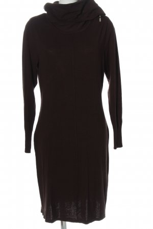 BPC Selection Premium Robe à manches longues noir style décontracté