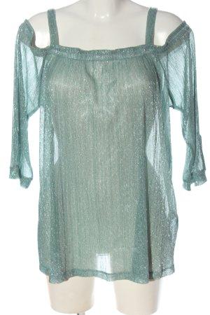 BPC Selection Premium Slip-over blouse turkoois elegant