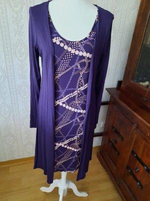 bpc selection Robe t-shirt vieux rose-violet foncé