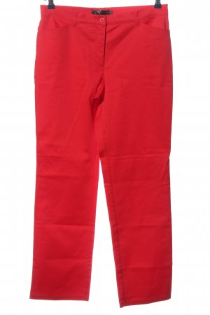 bpc selection Pantalone jersey rosso stile casual