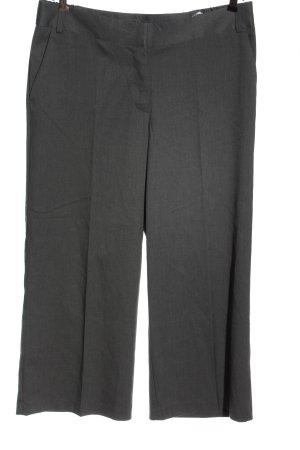 bpc selection Stoffen broek lichtgrijs gestippeld zakelijke stijl