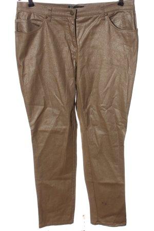 bpc selection Pantalon en jersey bronze style décontracté