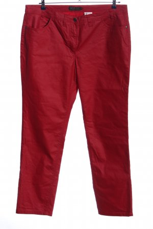 bpc selection Stoffhose rot Casual-Look
