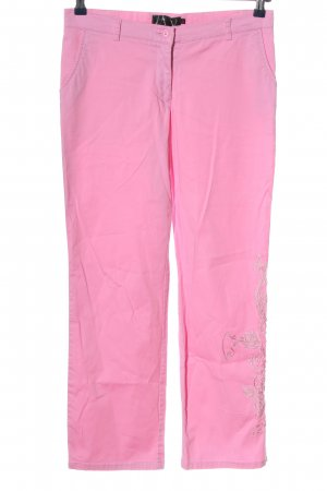 bpc selection Jersey Pants pink casual look