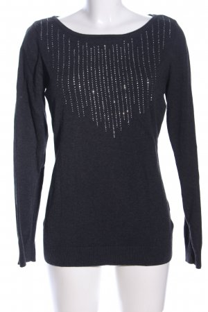 bpc selection Knitted Sweater black casual look