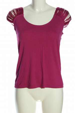 bpc selection T-Shirt pink Casual-Look