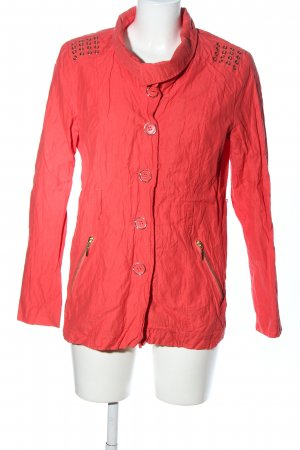 bpc selection Übergangsjacke rot Casual-Look