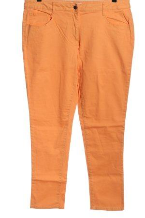 bpc Slim jeans licht Oranje casual uitstraling