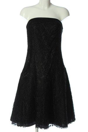 bpc Kanten jurk zwart elegant