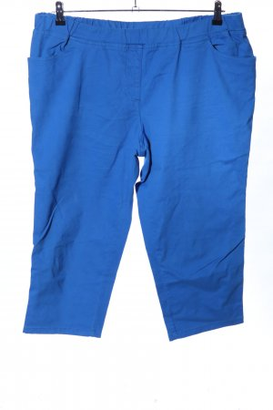 bpc Stretchhose blau Casual-Look