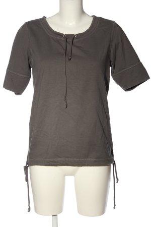 bpc T-shirts en mailles tricotées gris clair style décontracté