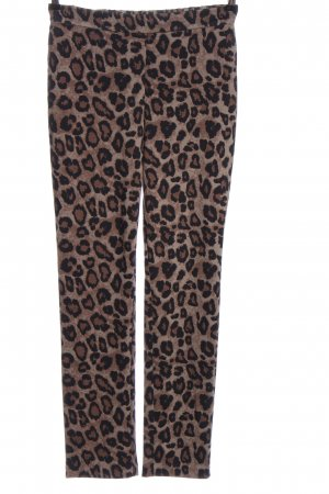 bpc Sweat Pants animal pattern casual look