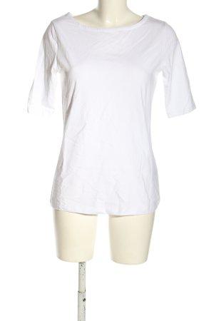 bpc T-shirt biały W stylu casual