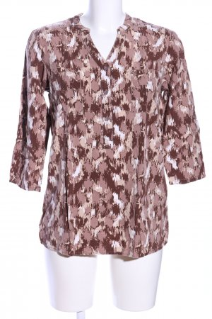 bpc Tunic Blouse abstract pattern casual look