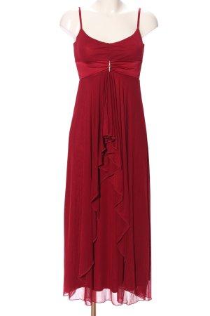bpc Vokuhila-Kleid rot Elegant