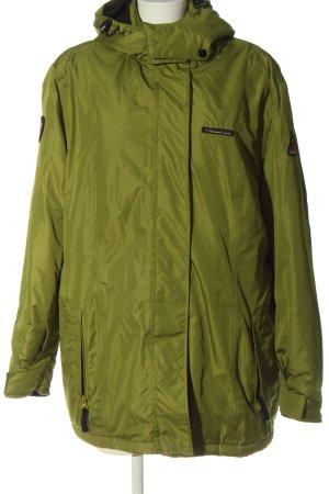 bpc Winter Jacket green casual look