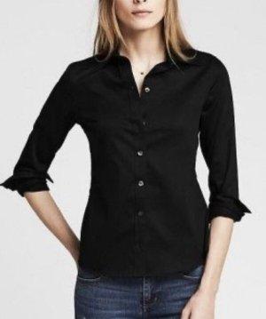 Banana Republic Shirt Blouse black