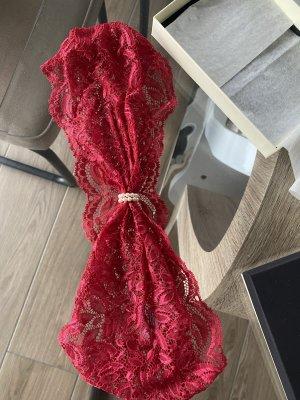 Bracli Lingerie Set brick red spandex