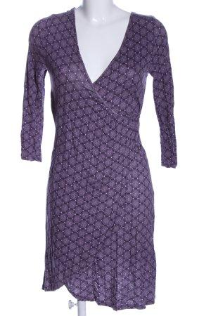Braintree Longsleeve Dress lilac allover print casual look