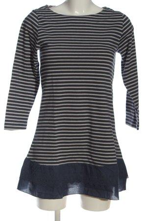 Braintree Mini Dress black-natural white striped pattern casual look
