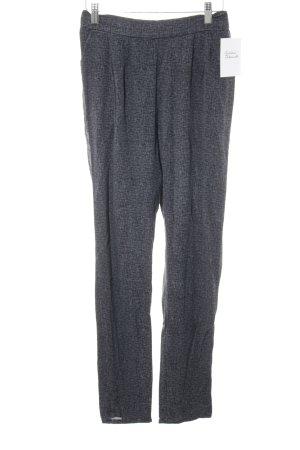 Braintree Spodnie materiałowe czarny-szary Abstrakcyjny wzór W stylu casual