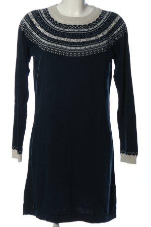 Brakeburn Sweater Dress graphic pattern casual look