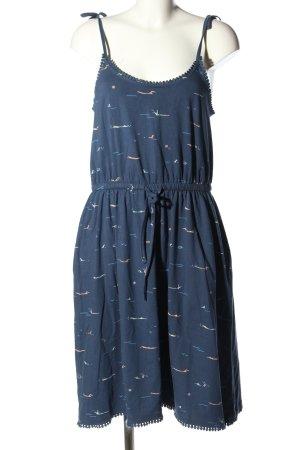 Brakeburn Pinafore dress allover print casual look