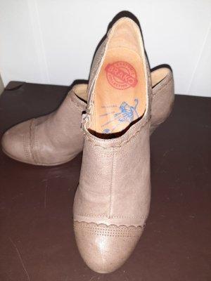 Brako Zapatos Informales color rosa dorado Cuero