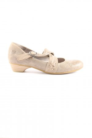 Brako Loafers natural white casual look