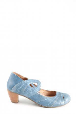 Brako Loafers blue casual look