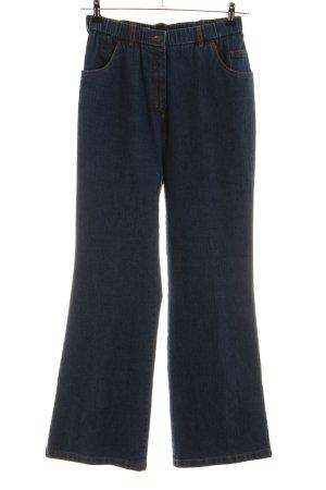 Brand Jeansschlaghose schwarz Casual-Look
