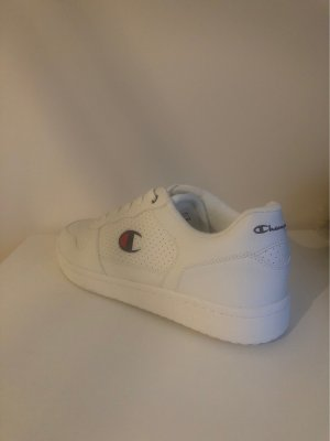 Champion Sneakers met hak wit