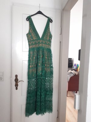 Babydoll Dress green
