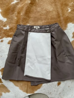 Brand new Kenzo leather skirt