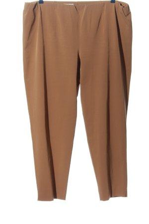Brand Spodnie materiałowe w kolorze białej wełny W stylu biznesowym