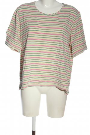 Brand T-shirt stampa integrale stile casual