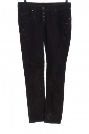 Brandalism High Waist Jeans brown casual look