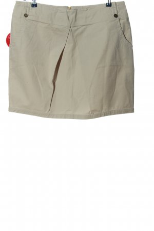 Brandalism Miniskirt light grey casual look