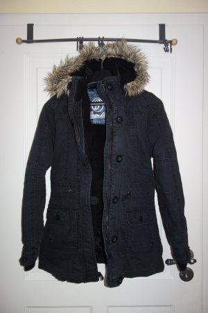 Brandit Veste d'hiver noir polyester