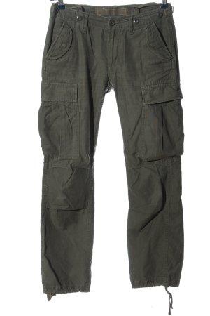 Brandit Pantalon en jersey kaki style décontracté