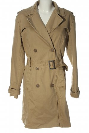 Brandit Between-Seasons-Coat brown business style