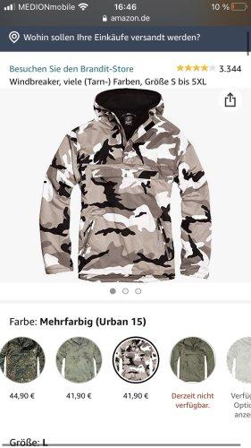 Brandit Military Jacket multicolored