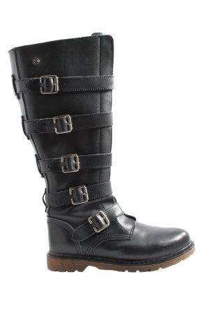 Brandit Bottes d'hiver noir style décontracté