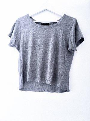 Brandy & Melville Cropped shirt veelkleurig