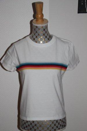 "Brandy Melville by JohnGalt Shirt  (One size) Gr. XS/S ""Rainbow"""